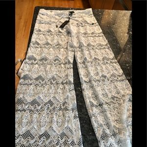 Other - NWT Beach cover up pants size small